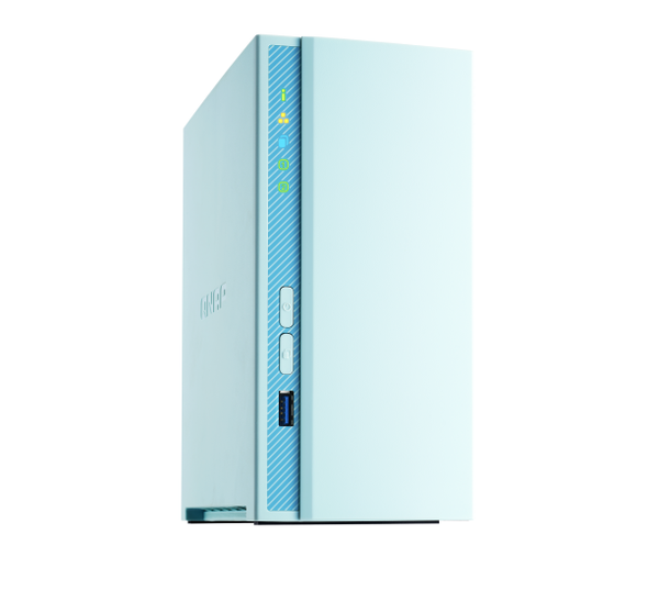 QNAP TS-230 2BAY QC 1.4GHz, 2GB, GIGA LAN , 2USB 3.2 ,1USB 2.0 , RAID 0, 1 , JBOD | TS-230