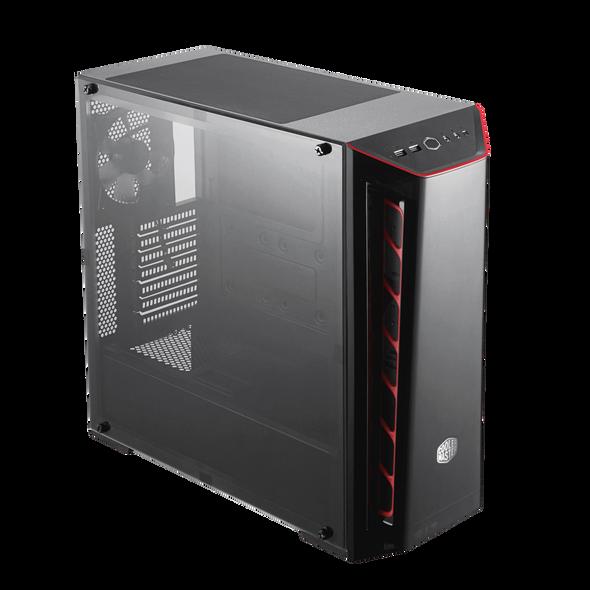 Cooler Master Gaming Case 3*ARGB FAN 120mm, Glass | MB520