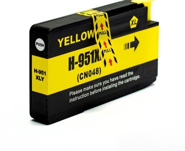 TechnoColor 951XL YELLOW HP Compatible INKJET Cartridge (CN048AE)