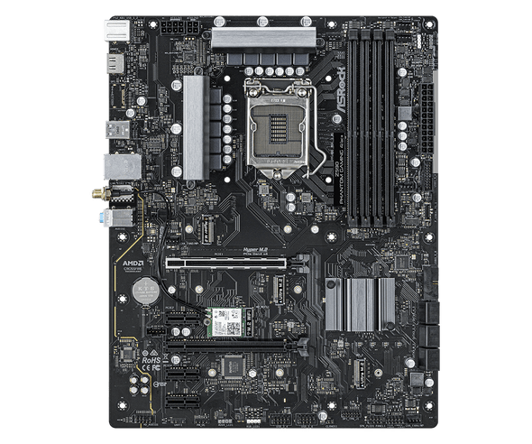 AsRock Motherboard Z590 Phantom Gaming 4 ac+ WIFI for 10th & 11th Gen | Z590 Phantom Gaming 4 ac+ WIFI