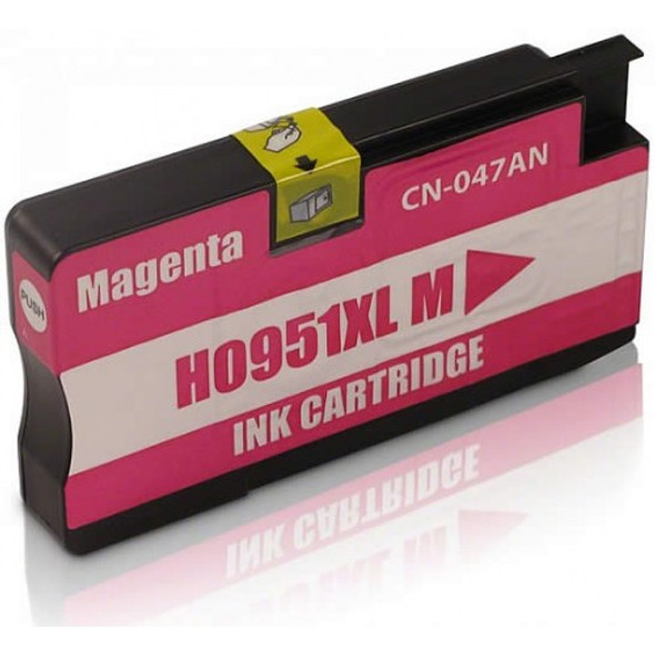 TechnoColor 951XL Magenta HP Compatible INKJET Cartridge (CN047AE)