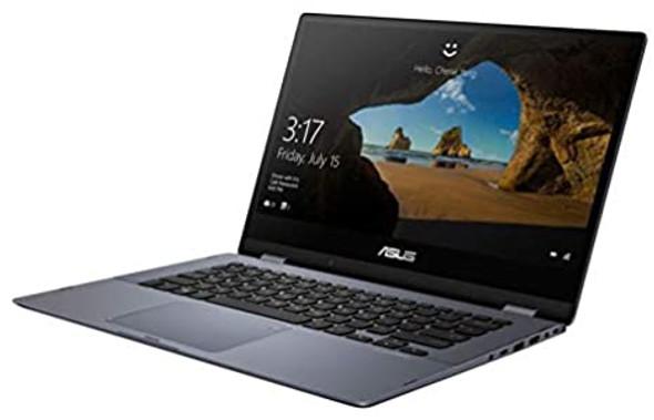 "ASUS VivoBook Flip I3-8145U/4/128GB SSD 2-in-1 14"" Win10 Laptop | TP412FA-OS31T"