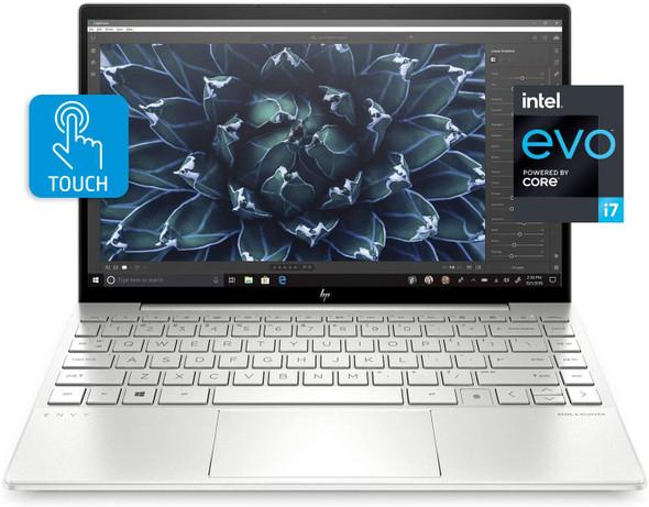 "HP Envy I7-1165/8/256GB SSD Win10 13.3"" FHD Touch Screen Laptop | 13-BA1010NR"