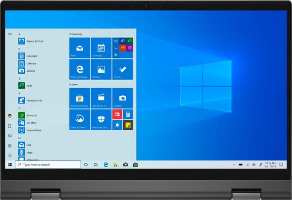 "Dell - Inspiron 7000 2-in-1 - 13.3"" UHD Touch Laptop - Intel Evo Platform - Core i7 - 16GB RAM - 512GB SSD+32GB Optane - Pen - Black"