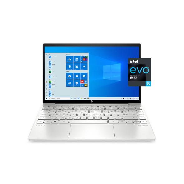 "HP Envy I5-1135/8/256GB SSD Win10 13"" FHD Silver Laptop | 13-BA1047WM"