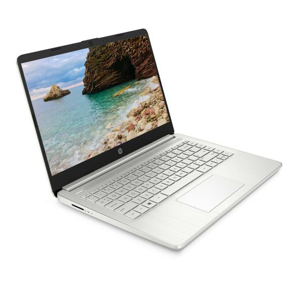 "HP I3-1115/4/256GB SSD Win10 14"" Silver Laptop | 14-DQ2055"