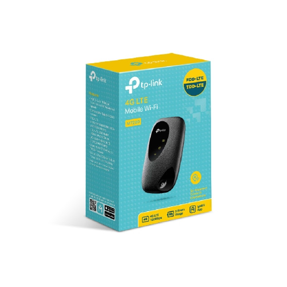 TP-Link 4G LTE Mobile Wi-Fi | M7200