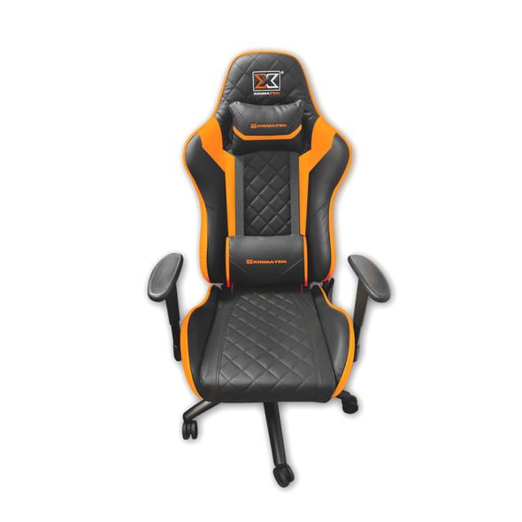 Xigmatek Hairpin Orange Gaming Chair | EN46676