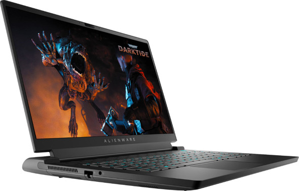 "Dell Alienware - m15 R5 - 15.6"" QHD Gaming Laptop - AMD Ryzen R7 5800H - 16GB Memory - NVIDIA GeForce RTX 3070 - 512GB SSD - Black | AWM15R5-A104BLK-PUS"