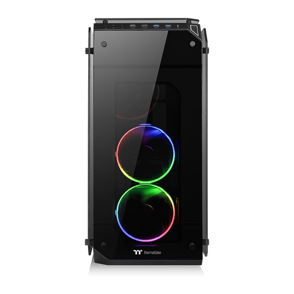 Thermaltake View 71 Tempered Glass RGB Edition Case | CA-1I7-00F1WN-01