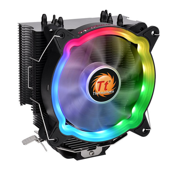 Thermaltake UX200 ARGB Lighting CPU Cooler | CL-P065-AL12SW-A