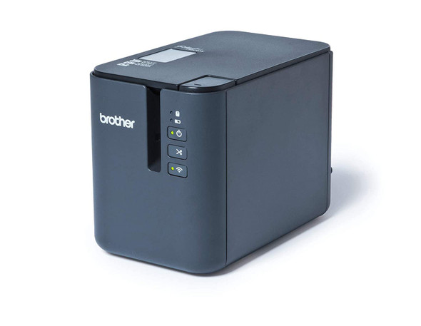 Brother Mobile Powered Wireless Network Laminated Label Printer | PT-P950NW