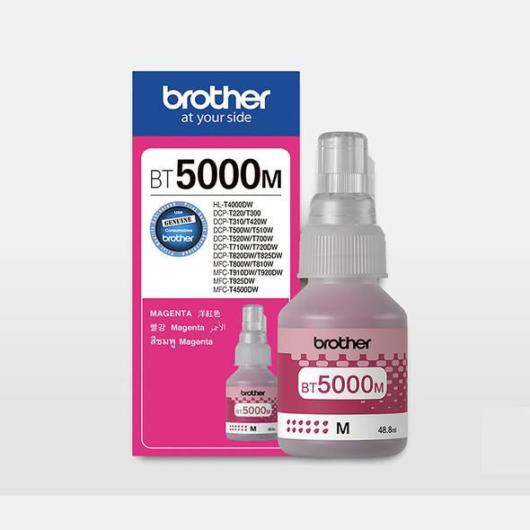 Brother BT5000M Original Magenta Ink Cartridge | 8ZC8C200240