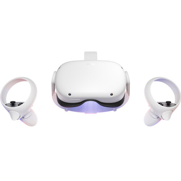 Oculus Quest 2 Advanced All-in-One VR Headset (128GB, White) | 899-00182-02