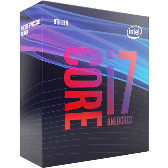 Intel Core I7 9700K 9th Gen. Processor - CoffeeLake CPU   BX80684I79700K