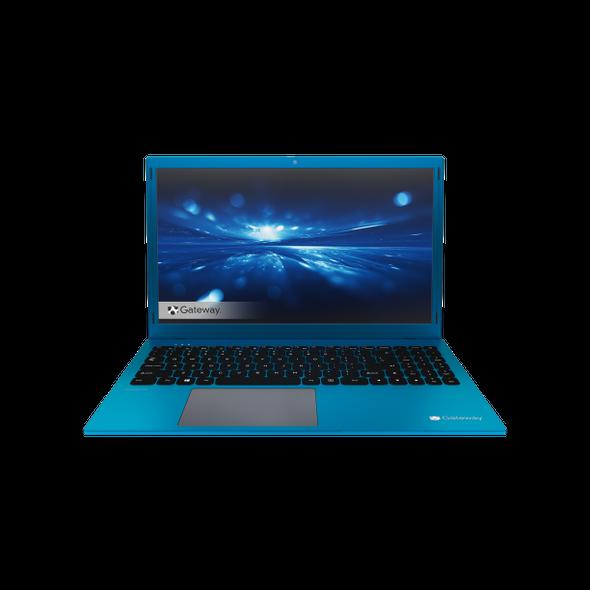 "Gateway 15.6"" Ultra Slim Notebook, FHD, Intel® Pentium® Silver, Quad Core, 128GB Storage, 4GB Memory, Tuned by THX™ Audio, 1.0MP Webcam, HDMI, Windows 10 S, Microsoft 365 | GWTN156-11BL"