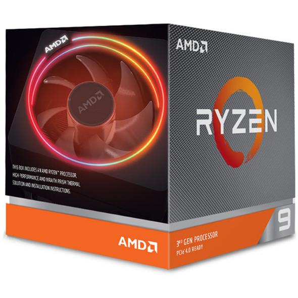 RYZEN 9 3900X AMD Processor with wraith Spire Cooler | 100-100000023BO