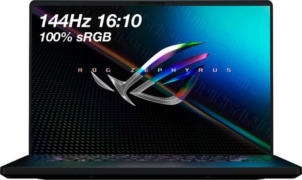 "ASUS - ROG 16"" WUXGA 144Hz Gaming Laptop - Intel Core i7 - 16GB Memory - NVIDIA RTX3050Ti - 512GB SSD | GU603HE-211.ZM16"