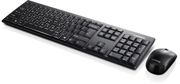 Lenovo 100 Wireless Combo Keyboard Mouse (AR) | GX30S99500