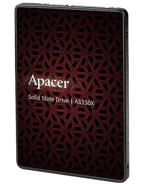 Apacer SSD 256GB R/W 560/540 MB/s | AP256GAS350XR-1