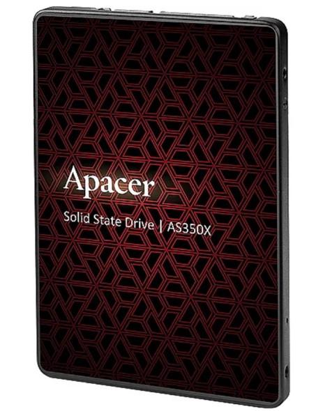 Apacer SSD 512GB R/W 560/540 MB/s |  AP512GAS350XR-1