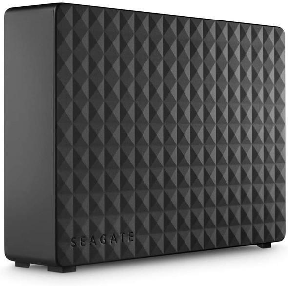 Seagate Expansion Desktop 10TB External Hard Drive HDD - USB 3.0 for PC & Laptop, Black | STEB10000400