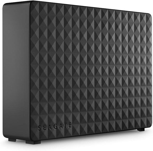 Seagate Expansion Desktop 14TB External Hard Drive HDD - USB 3.0 for PC Laptop, Black | STEB14000402