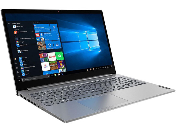 "LENOVO IdeaPad Flex 5 14IIL05 (French) 14"" FHD Touchscreen i5-1035G1 1GHz Intel UHD Graphics 8GB RAM 256GB SSD Win 10 Home Graphite Grey | 81X1001FCF"