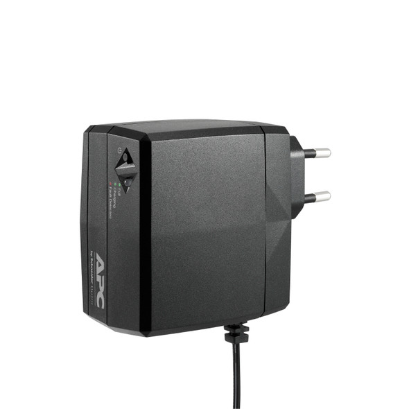 APC Network Power supply with battery backup, 12Vdc, 1A, CEE7, lithium battery   CP12010LI-GR