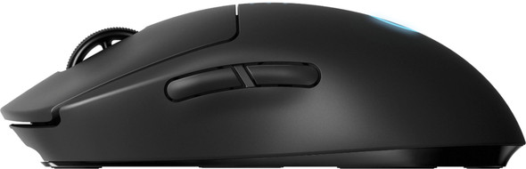 Logitech - G PRO Wireless Optical Gaming Mouse with RGB Lighting - Black | 910-005270