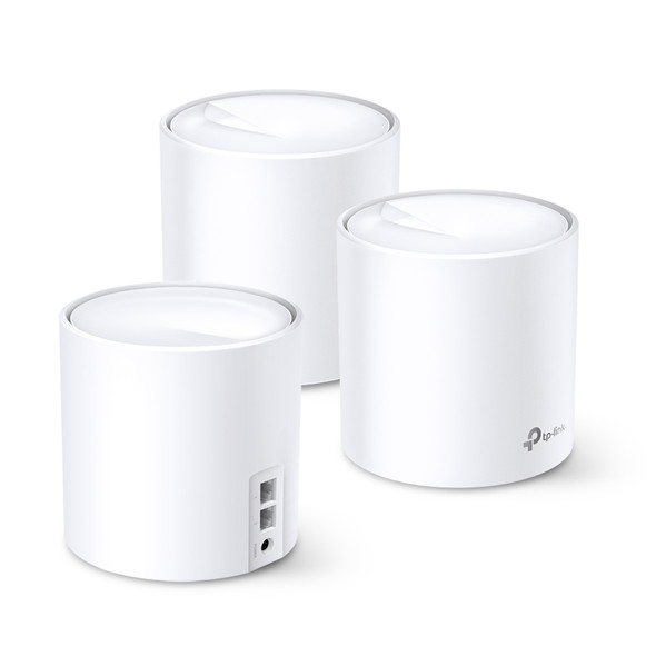 TP-Link AX3000 Whole Home Mesh Wi-Fi 6 System | DECO-MX60 (3-PACK)