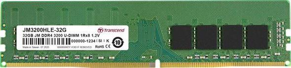 Transcend Memory Desktop DDR4, 32GB (3200)