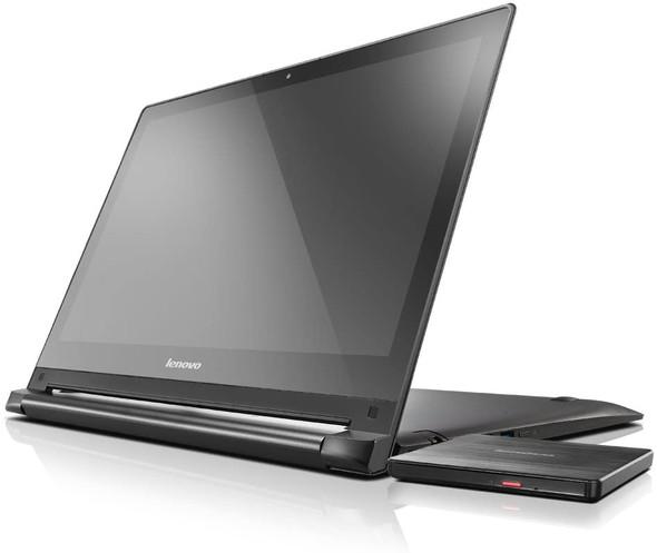 Lenovo Slim DVD Burner DB65, Black | 888015471