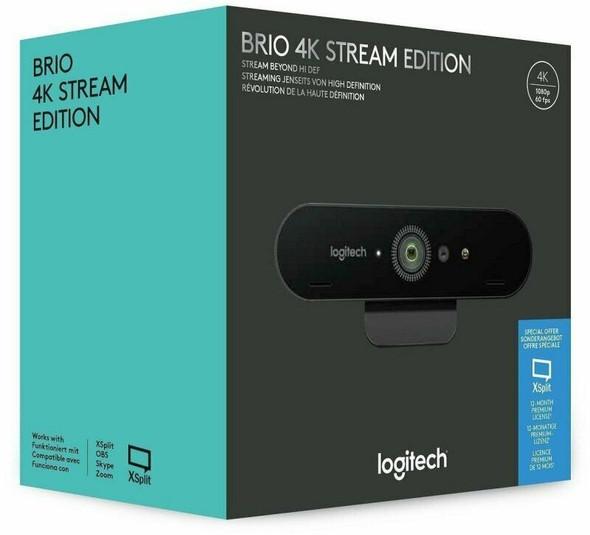Logitech BRIO 4K Pro Webcam | 960-001106