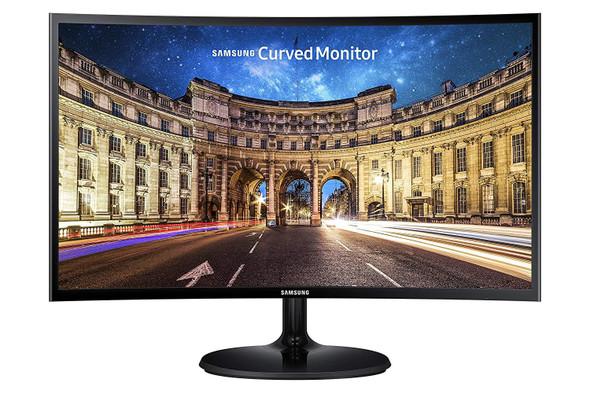 Samsung 24 Inch Curved Monitor | LC24F390FHMXZN