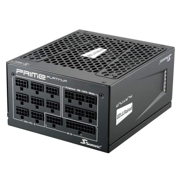 Gaming Power Supply Seasonic PRIME ULTRA PLATINUM 1300W  1000 W   850 W   750 W   650 W   550 W (view)