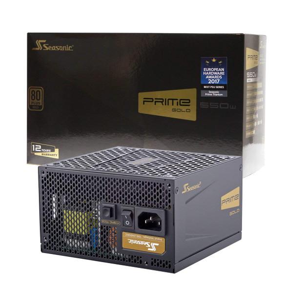 Gaming Power Supply Seasonic PRIME ULTRA GOLD 1000 W   850 W   750 W   650 W   550 W