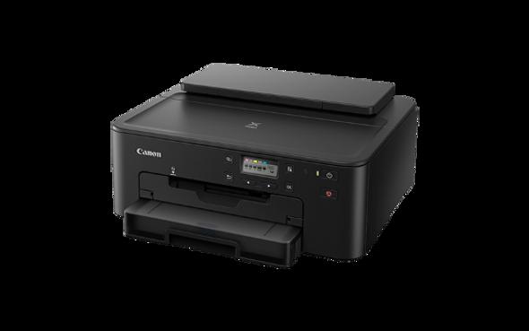 The PIXMA TS704 Canon's smallest five-ink single function printer