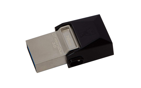 Kingston DataTraveler MicroDuo 64GB USB 3.0 OTG Pen Drive (DTDUO3/64GB)