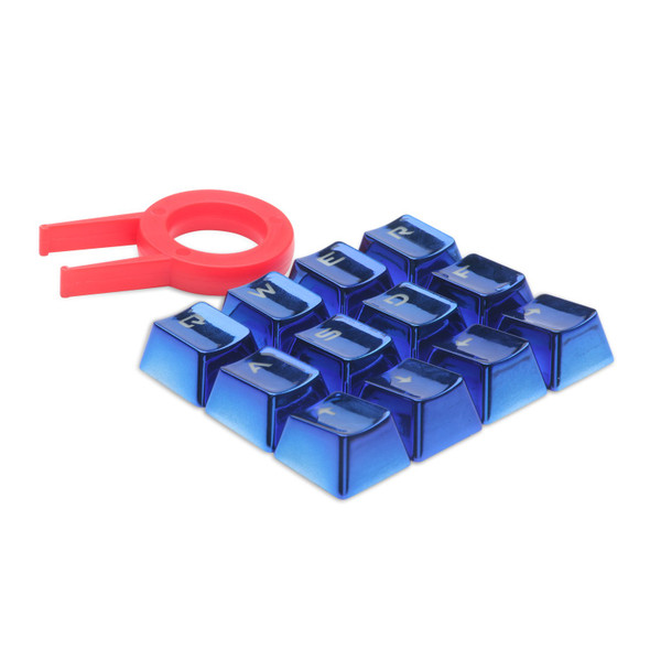 Redragon A103B Chrome Keycaps with Keypuller-Blue