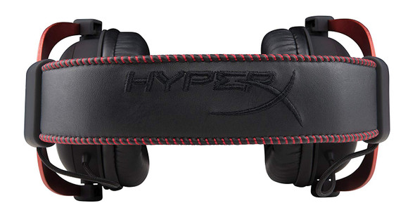 HyperX Cloud II Gaming Headset - 7.1 Surround Sound - Memory Foam Ear Pads - Durable Aluminum Frame - Multi Platform Headset - Works with PC, PS4, PS4 PRO, Xbox One, Xbox One KHX HSCP RD