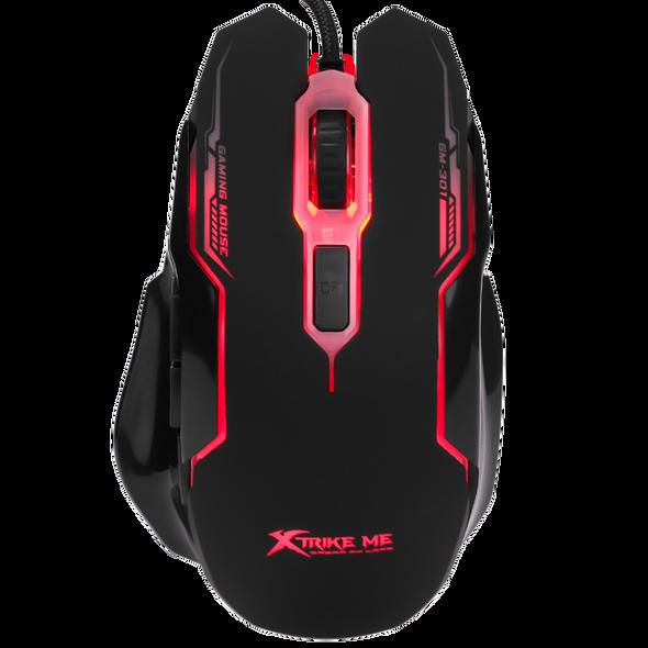 Xtrike GM-301 Mouse Backlit Optical