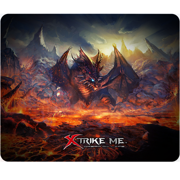 Xtrike MP-002 BK Gaming MOUSEPAD
