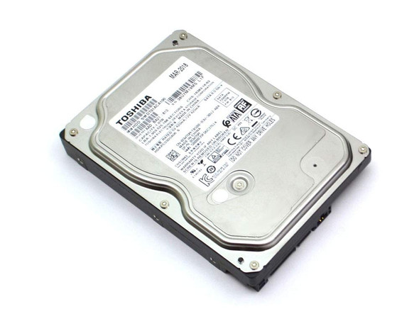 Toshiba DT01ACA100 1TB 7200rpm SATA3 32MB Hard Drive (3.5 inch)