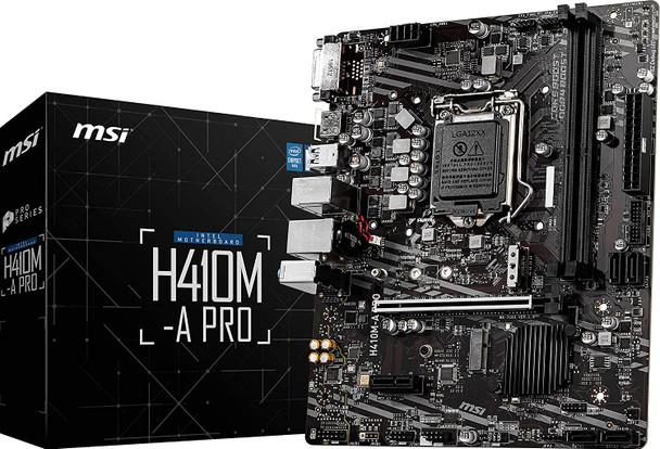 MSI H410M-A PRO   911-7C89-008