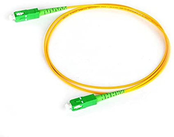 Fiber Optic Patch Cable - Single Mode - SIMPLEX / SN9/125, G657A1 2.0mm