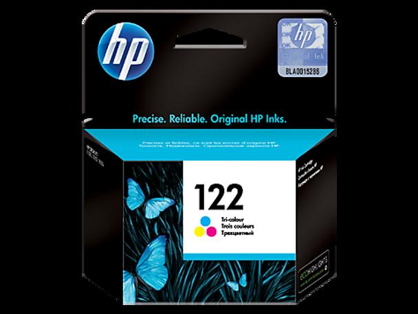 HP 122 Tri-color Original Ink Cartridge (CH562HE)