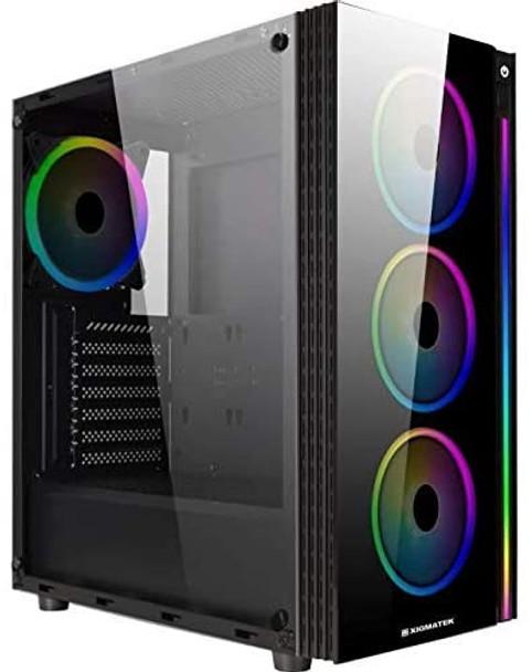 Boitier PC ATX Xigmatek Poseidon, RGB | EN42272