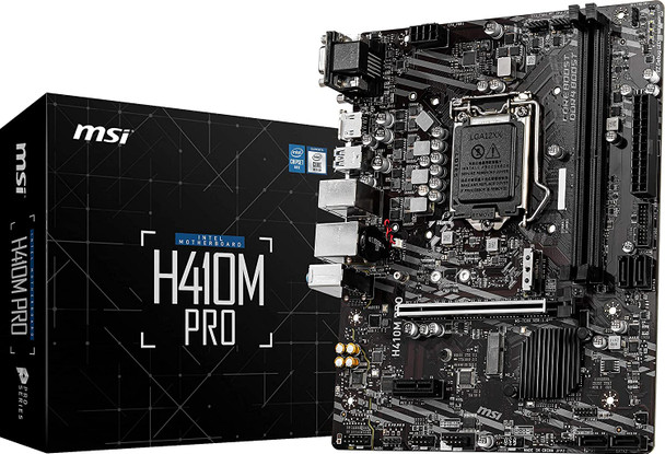 MSI H410M PRO | 911-7C89-007