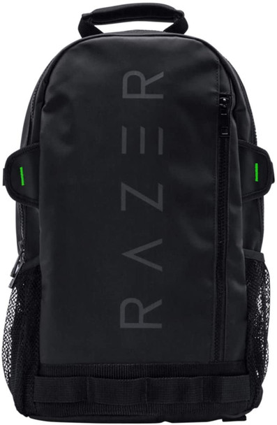 """Razer Rogue v1 13.3"""" Gaming Laptop Backpack: Tear and Water Resistant Exterior - Scratch-Proof Interior - Dedicated Laptop Compartment - Made to Fit 13 inch Laptops   RC81-02640101-0000"""